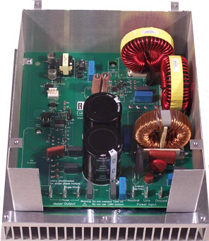 Custom Variable Frequency Drive for Pool Pump Application