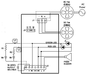 oem fan speed alarm control resources the driving force of for three wire dc fans operating at supply voltages between 5 0 and 25 0 vdc tachstrip distributes power to the fan in addition to accepting tachometer