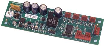 SmartFan Vortex I2C Fan Speed Control and Tach Alarm for 12 VDC Fans