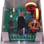 Custom AC motor speed control