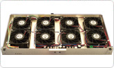 Custom Fan Tray Design for Telecom Cooling Equipment