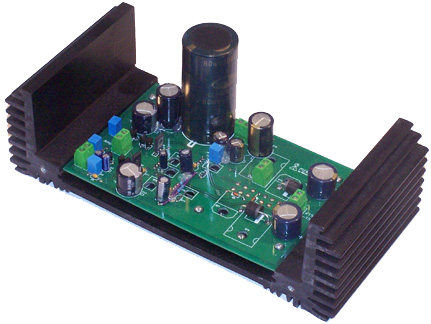 Audio Amplifier Design