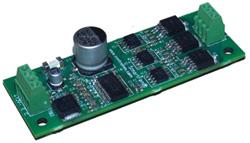 Brushless DC Motor Speed Control
