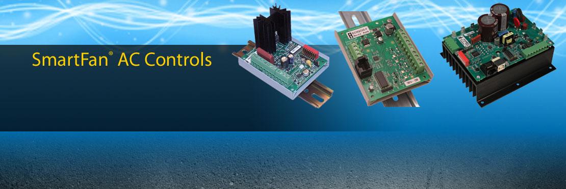 AC Fan Control | AC Motor Control | SmartFan | Control Resources