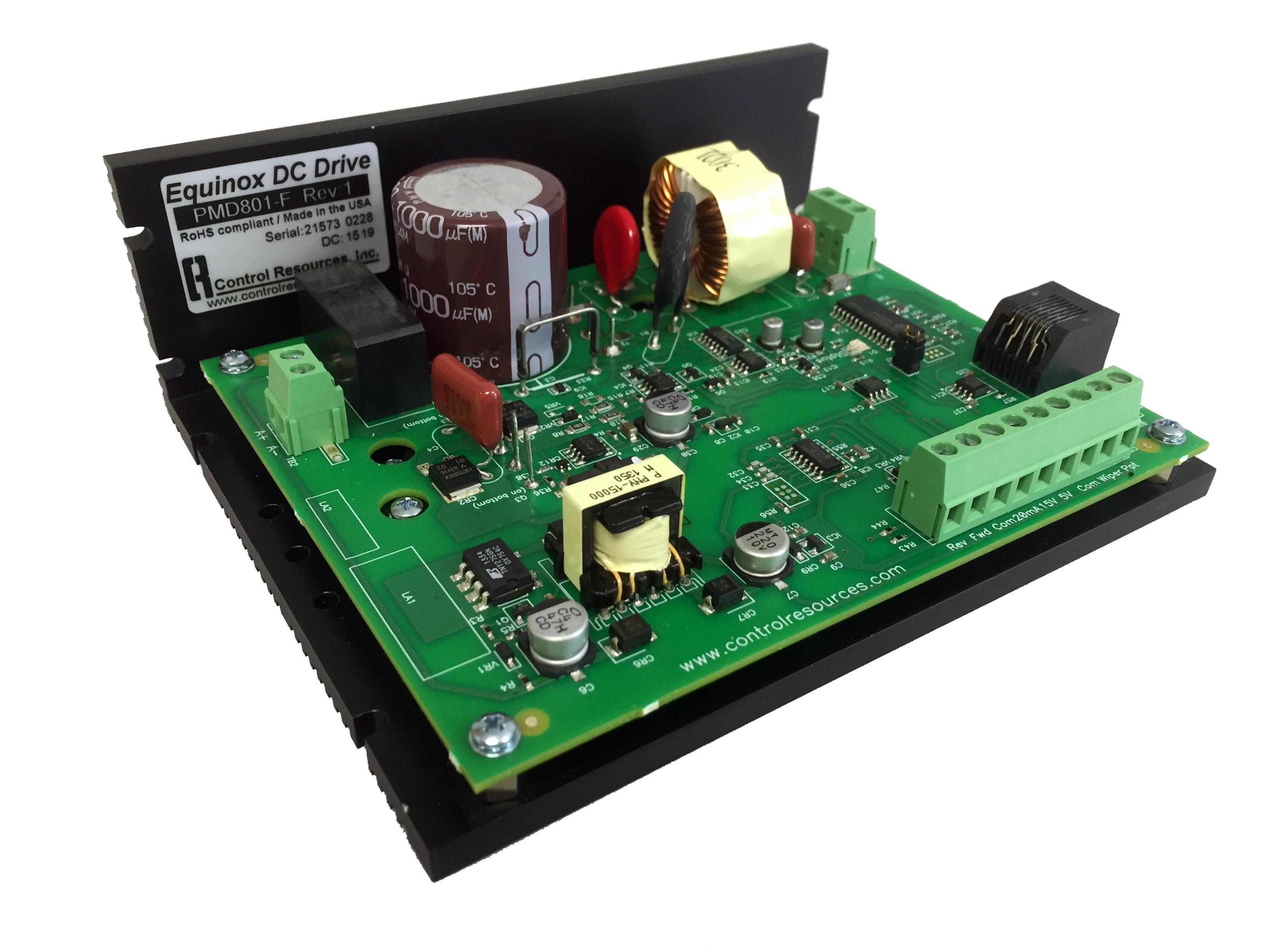 Motor Drives & Controls | Brushed DC Drive | Brushless DC Drive